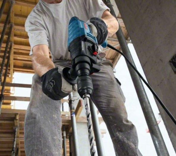 Máy khoan bê tông Bosch GBH 2-20 RE 600W