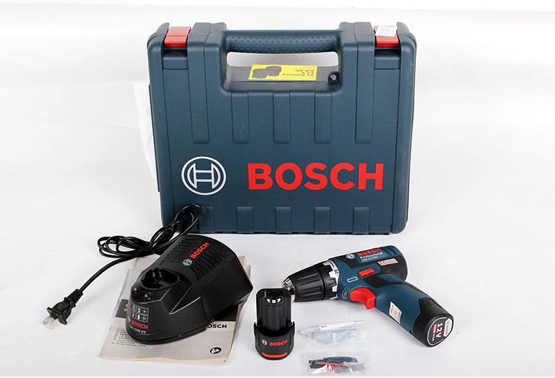 Cùng tìm hiểu các loại máy khoan Bosch phổ biến hiện nay