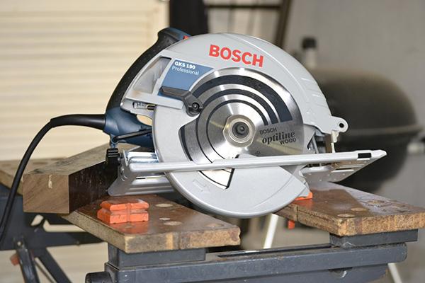Review Bosch GKS 190 - những ý kiến của người dùng
