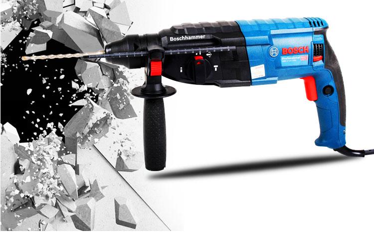 Bosch GBH 2-26 DRE professional - máy khoan lý tưởng cho ngành xây dựng