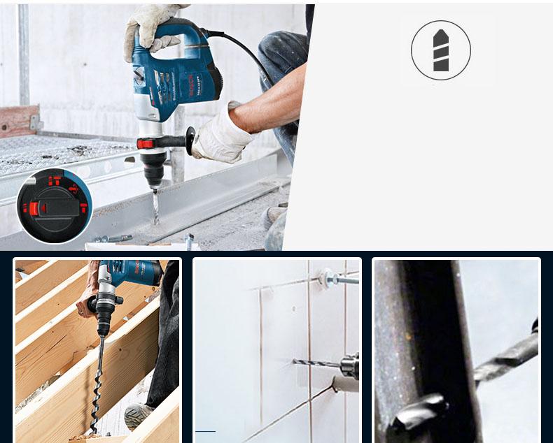 Máy khoan bê tông Bosch GBH 3-28 DRE