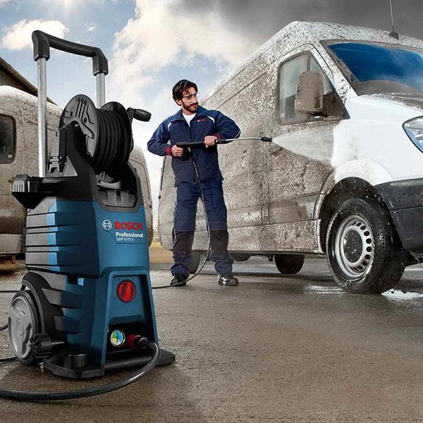 Máy phun xịt rửa cao áp Bosch GHP 5-75X