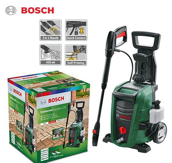 Máy xịt rửa cao áp Bosch AQT 125