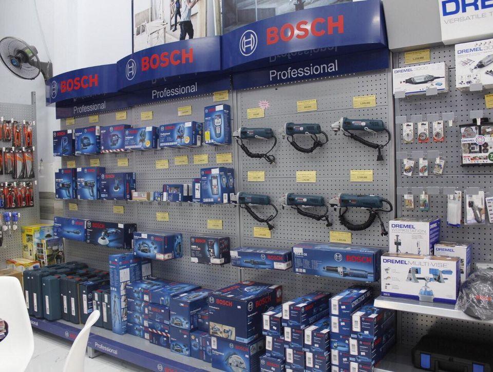 Đại lý Bosch ở Bình Thạnh là điểm tập kết của người yêu công cụ Đức