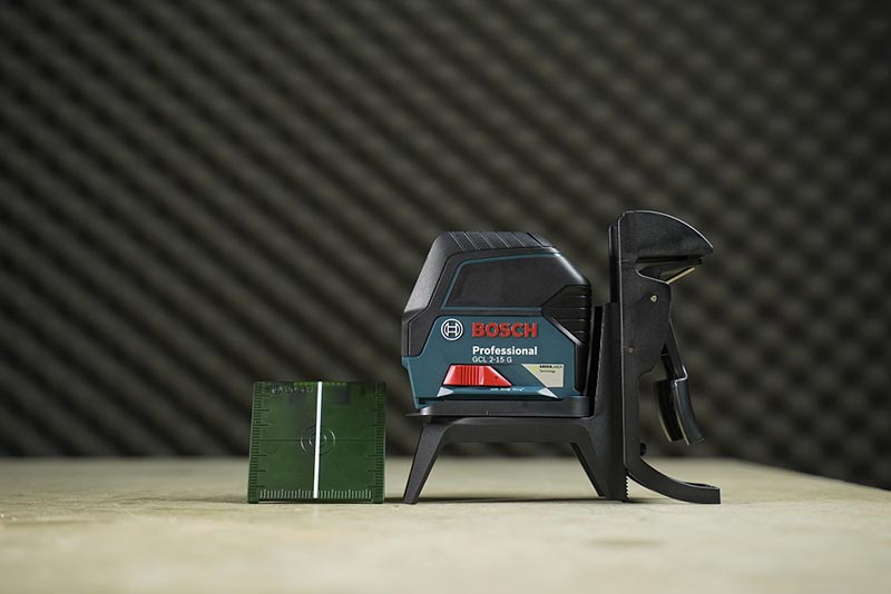 Máy cân mực tia laser Bosch GCL 2-15 G