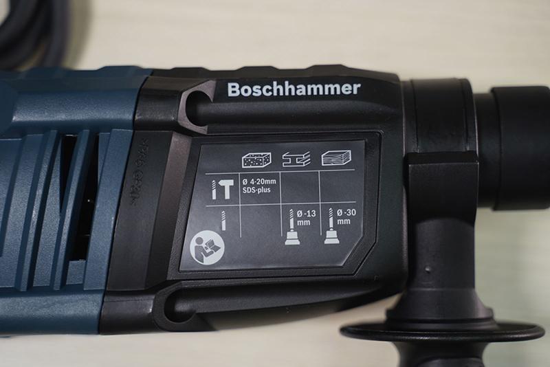 Máy khoan bê tông Bosch GBH 2-20 DRE 600W