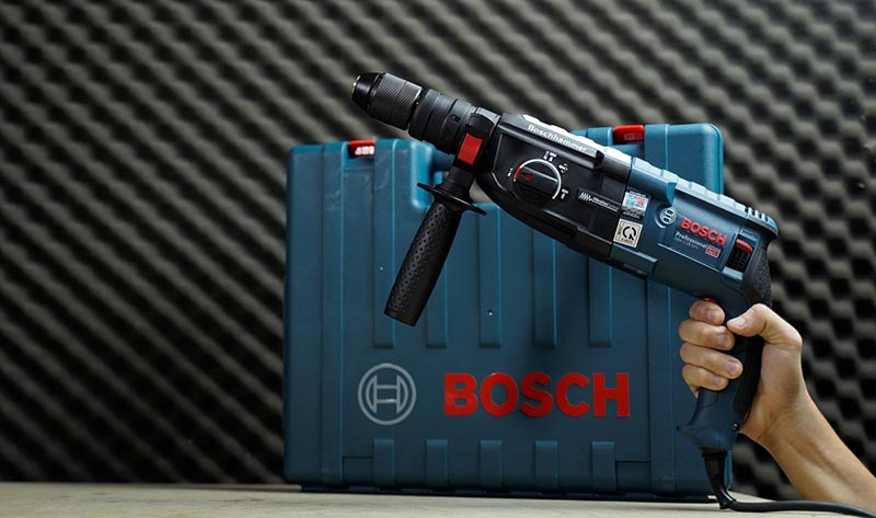 Máy khoan bê tông Bosch GBH 2-28 DFV 820W