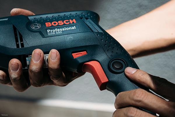 Đánh giá Bosch GSB 550 chi tiết nhất