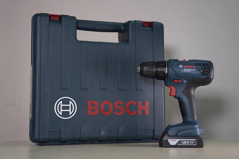 Máy khoan pin Bosch GSR 180-LI