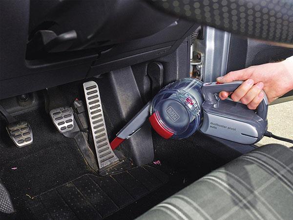 Máy hút bụi xe hơi dùng pin Black&Decker PV1200AV-B1