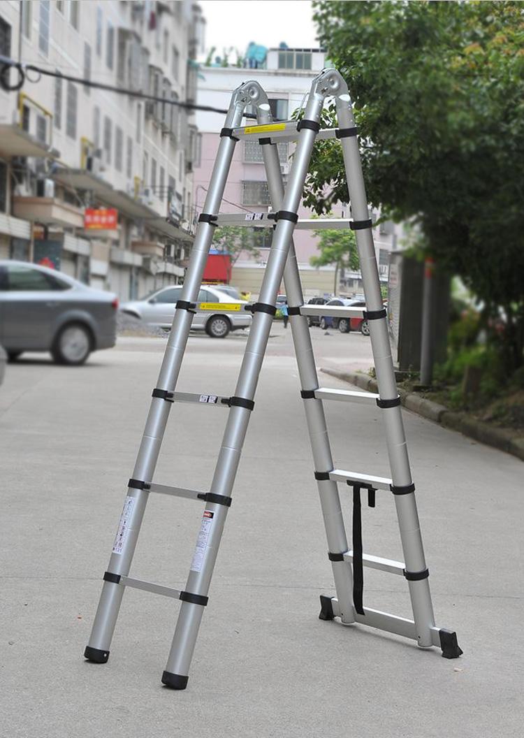 Tư vấn mua thang nhôm chắc chắn không thể bỏ qua 3 loại thang này