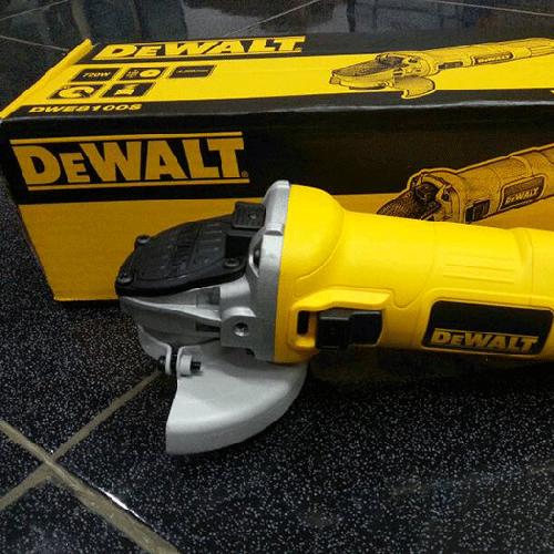 Máy mài góc Dewalt DW820-B1 (Công tắc trượt)
