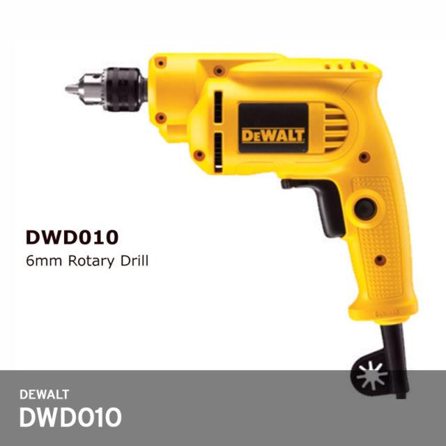 Máy khoan sắt 380W DeWalt DWD010-B1