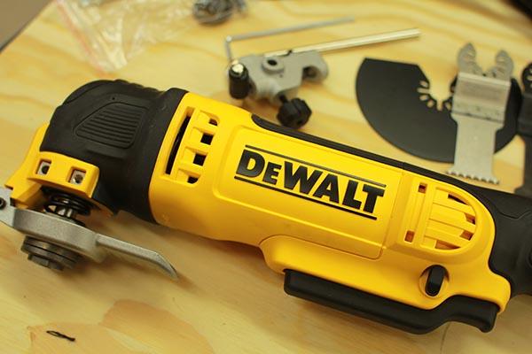 Máy cắt đa năng Dewalt DWE315K