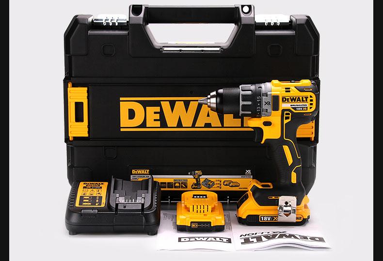 Máy khoan pin Dewalt DCD791M2 18V