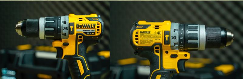 Máy khoan pin Dewalt DCD796M2 18V