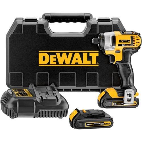 Máy siết bu lông dùng pin Dewalt DCF885D2