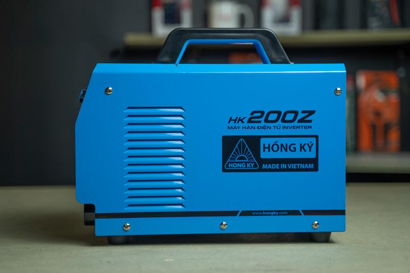 Máy hàn que điện tử Hồng Ký HK 200Z