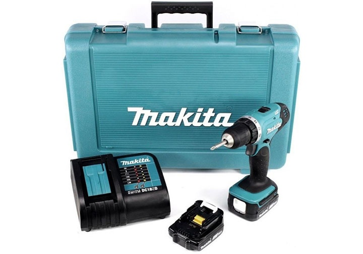 Máy khoan pin Makita DDF343SYE 14.4V