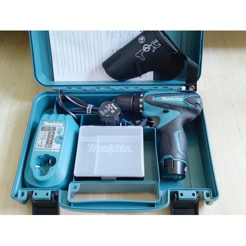 Máy khoan pin Makita DF330DWE 10.8V