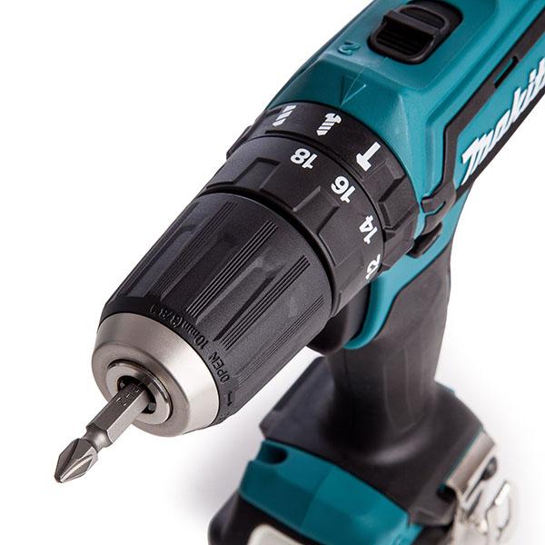 Máy khoan pin Makita HP331DSAE 12V