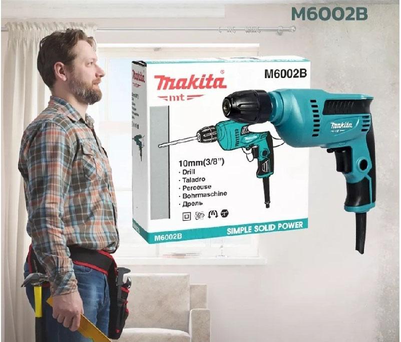 Máy khoan Makita M6002B