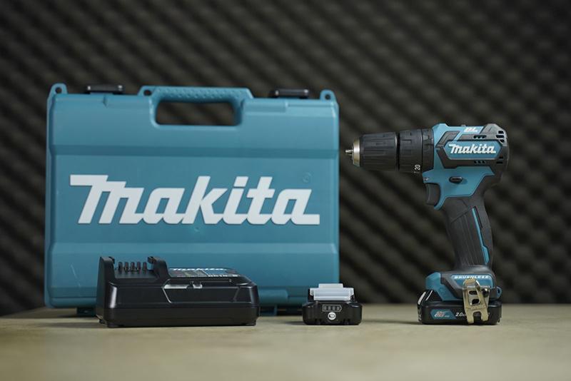 Máy khoan pin Makita DF332D 12V