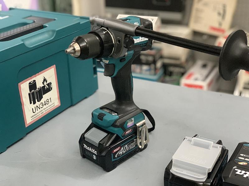 Máy khoan pin Makita HP001GM201 40V (Mới)