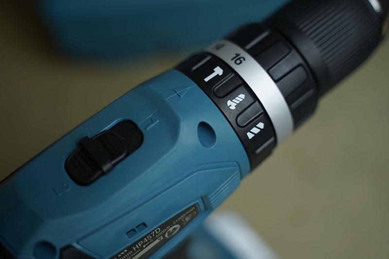 Máy khoan pin Makita HP457DWE 18V