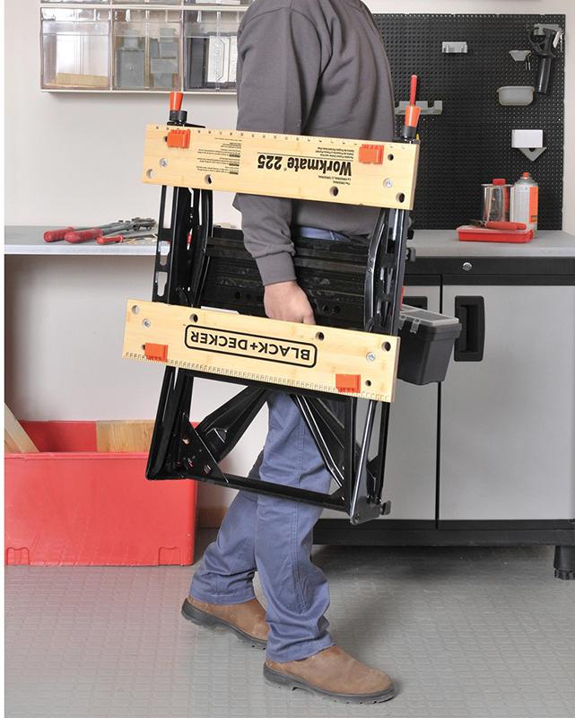 Bàn làm việc DIY Workmate WM225-JPR