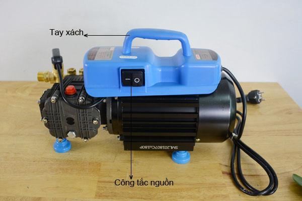 Khảo sát máy rửa xe giá bao nhiêu?