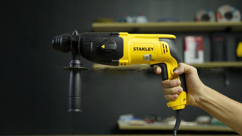 Máy khoan bê tông Stanley SHR263K/KA