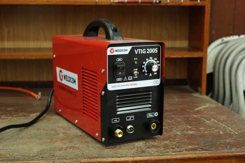 Máy hàn Weldcom VTIG-S200