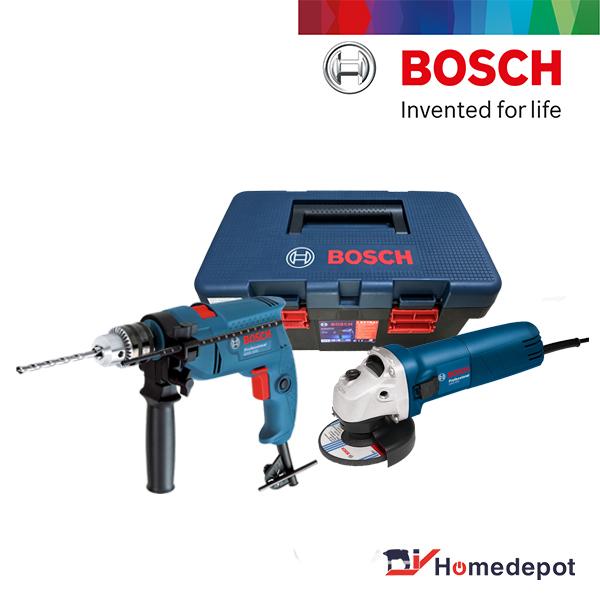 3 bộ máy khoan Bosch GSB 550 Freedom SET 550W được yêu thích nhất