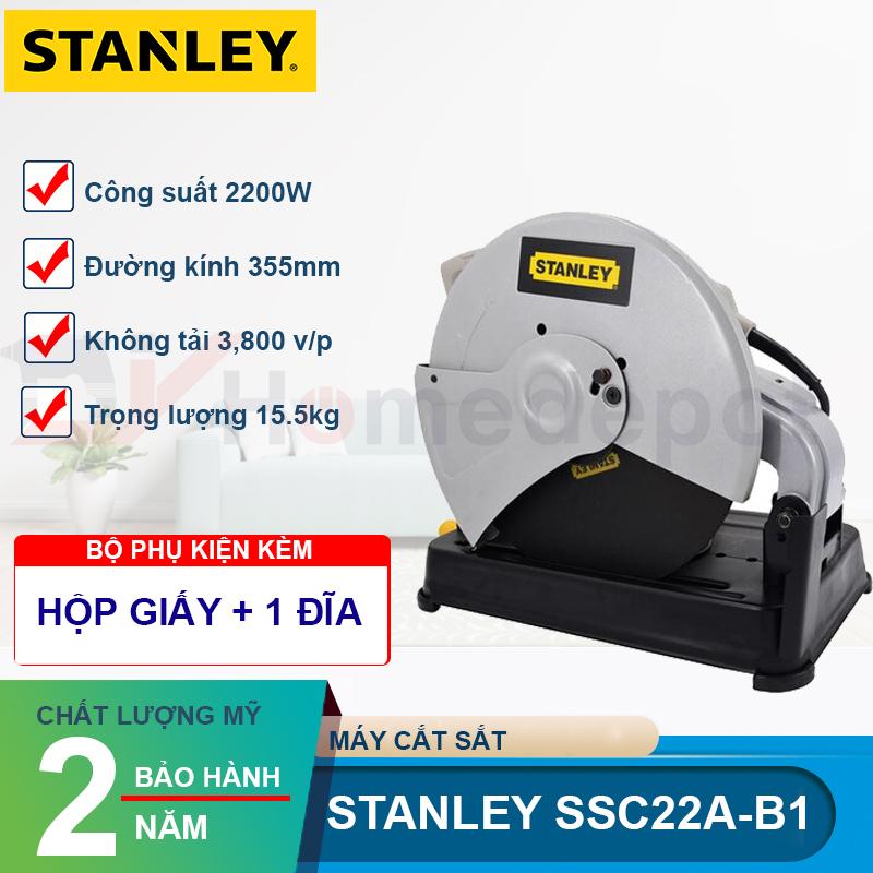 Máy cắt sắt Stanley SSC22A-B1