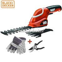 Máy tỉa lá dùng pin 7V Black and Decker GSL700KIT