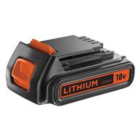 Pin Lithium 18V-2Ah Black&Decker BL2018-KR