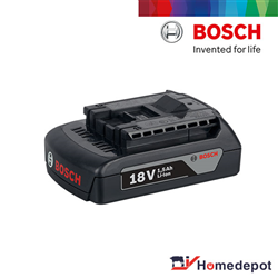 Pin Bosch Lion 18V-1.5Ah