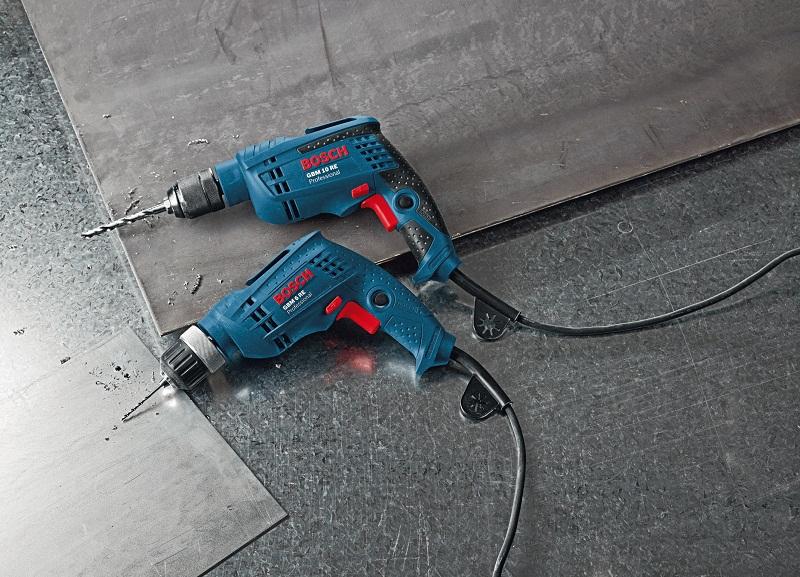 Máy Khoan 450W Bosch GBM 10RE