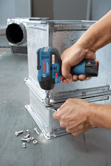 Máy vặn ốc vít dùng pin Bosch GDS 12 V-EC không chổi than