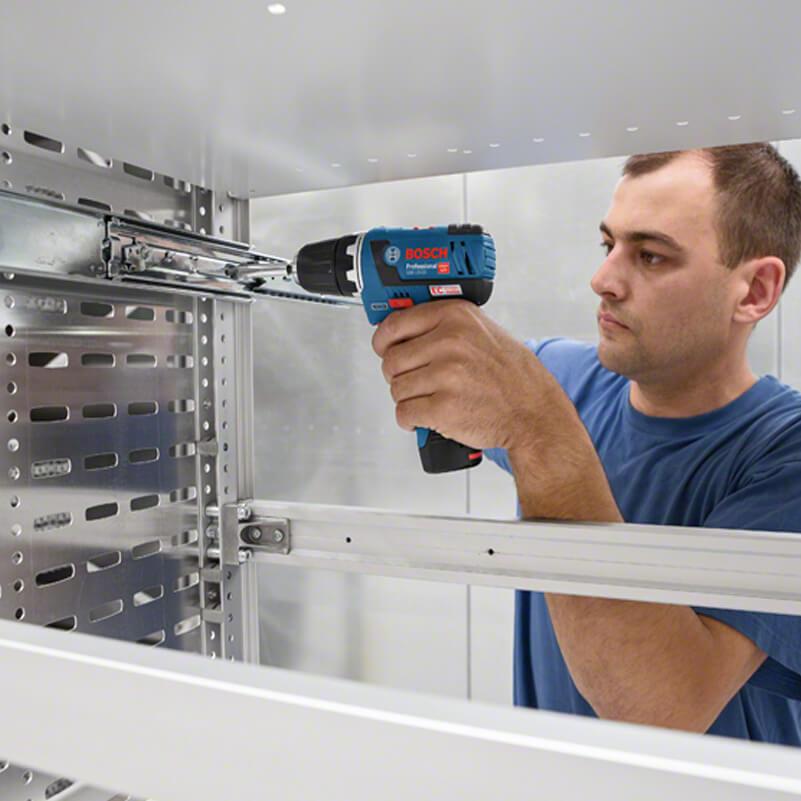 Máy khoan vặn vít dùng pin GSR 12 V-EC