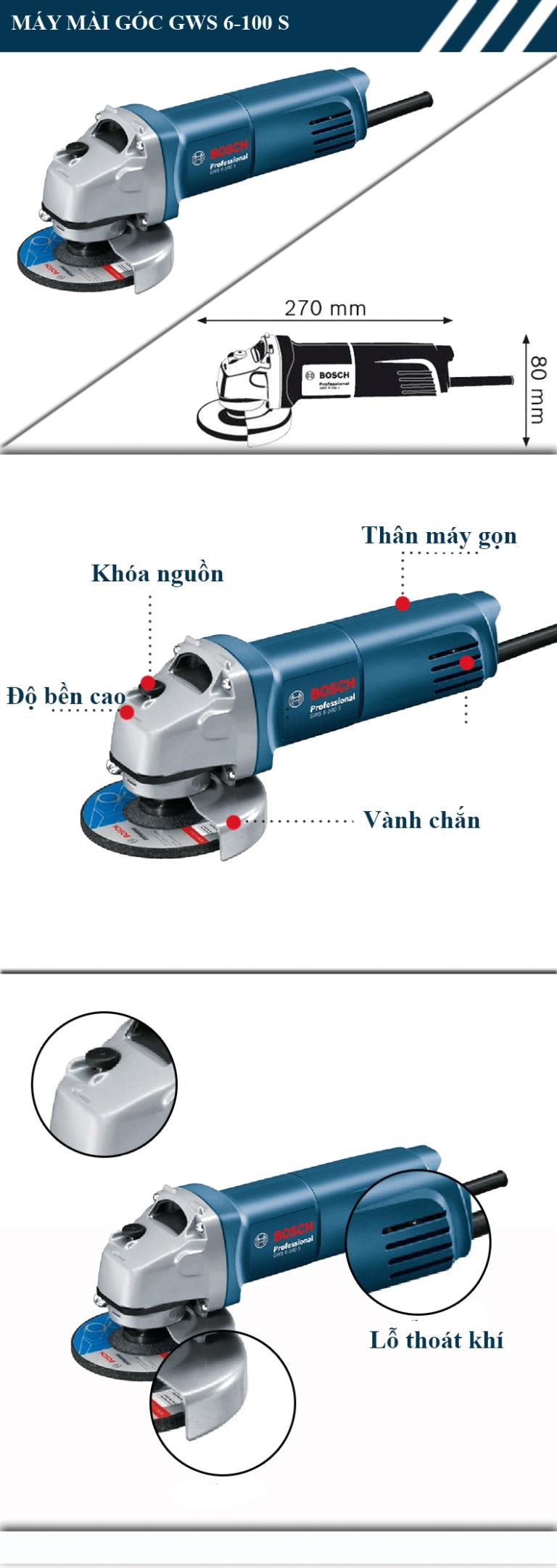 Khám phá những lợi ích của máy cắt sắt cầm tay mini