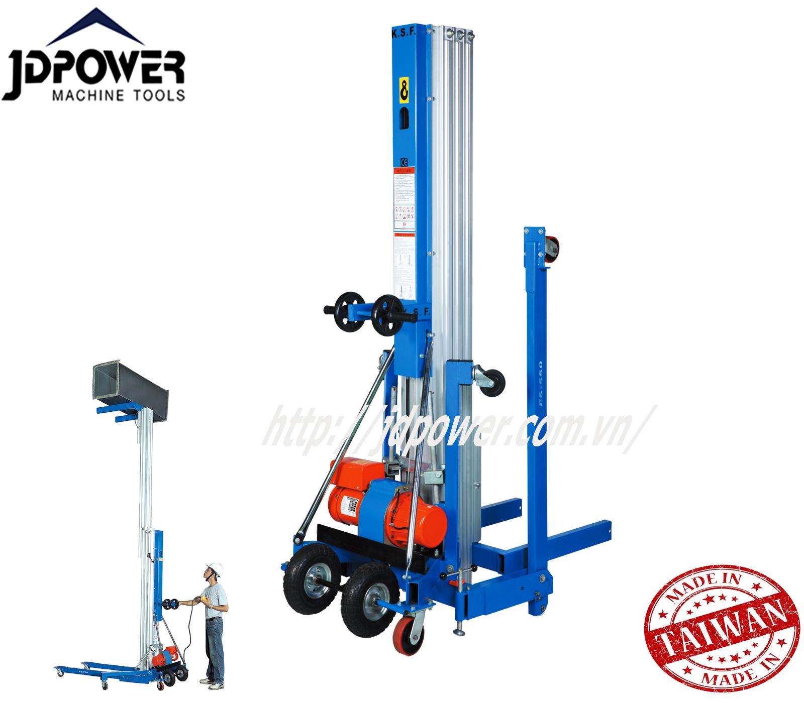 Thang nâng hàng JD Power ES-700