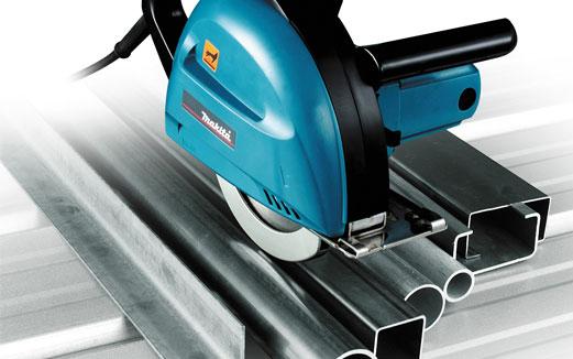 Máy cắt kim loại 1100W Makita 4131