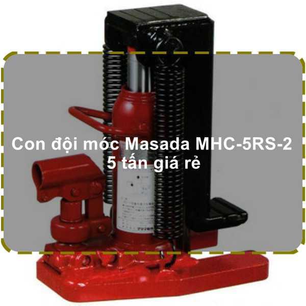 Con đội móc Masada MHC-5RS-2 5 tấn