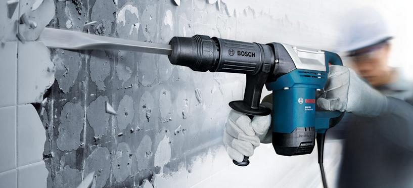 Ưu điểm nổi bật của máy đục bê tông Bosch GSH 500