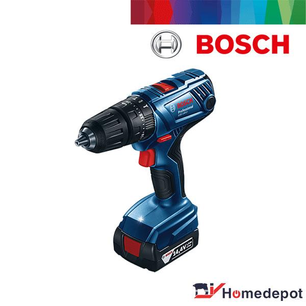 Máy khoan vặn vít dùng pin Bosch GSB 140-LI
