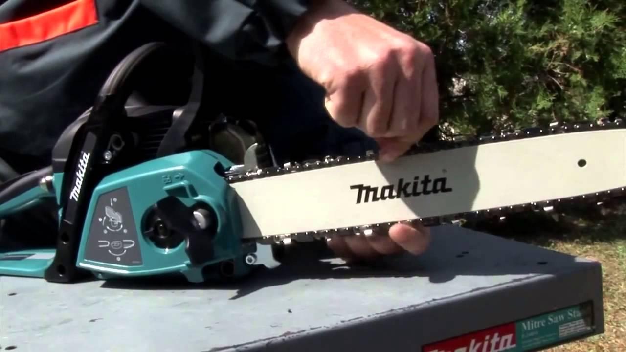 Máy cưa xích chạy xăng Makita DCS7300
