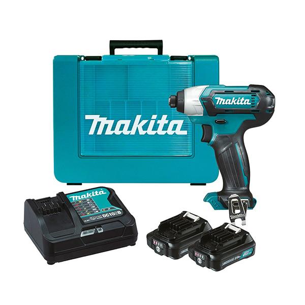 Máy vặn vít dùng pin 12V Makita TD110DSAE